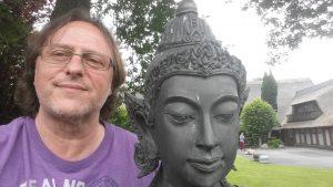 Krishna und ich