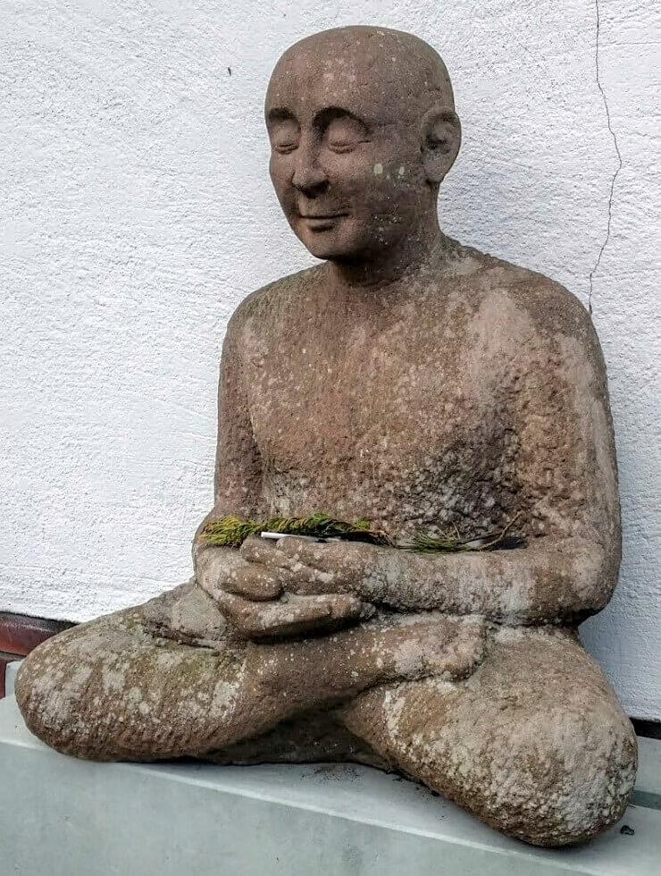 Der Meditierende